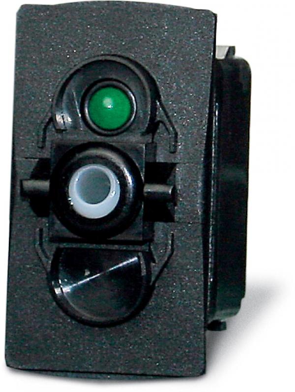 Schakelaars, Waterdicht (zonder bedieningsknop) 15A, 10/30 V DC
