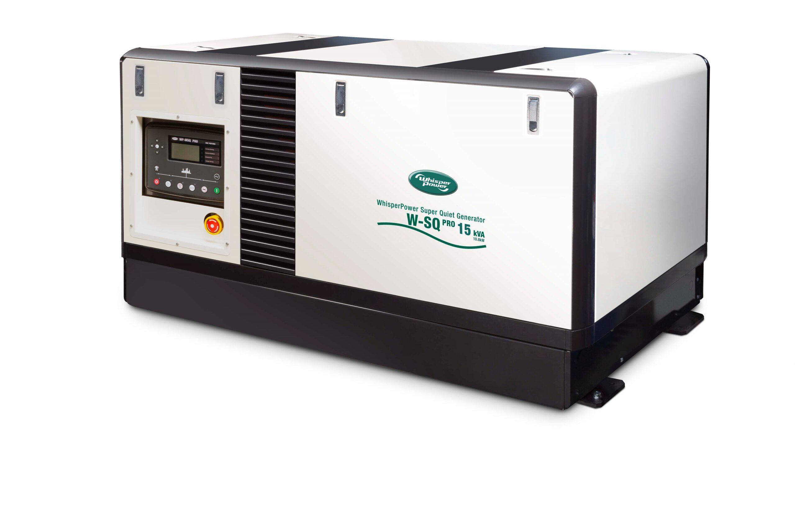 AC generatoren 1500/1800 toeren